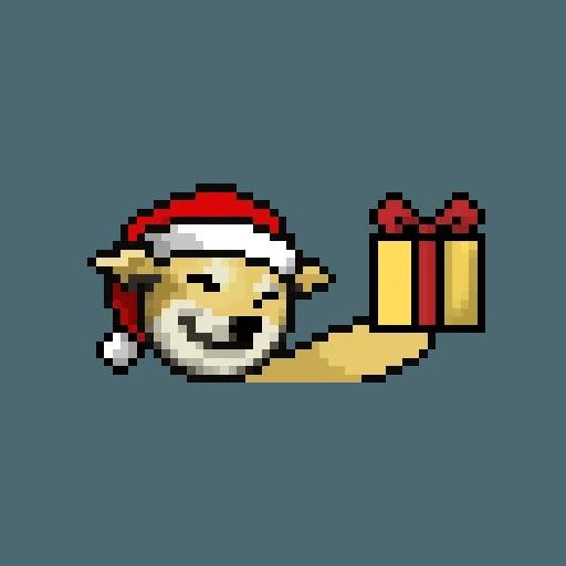 Xmasdog - Sticker 9
