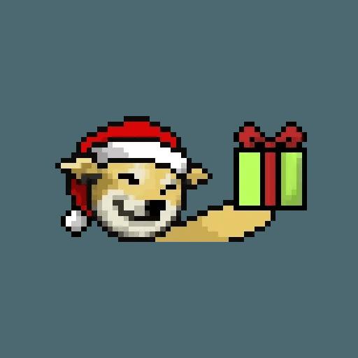 Xmasdog - Sticker 7