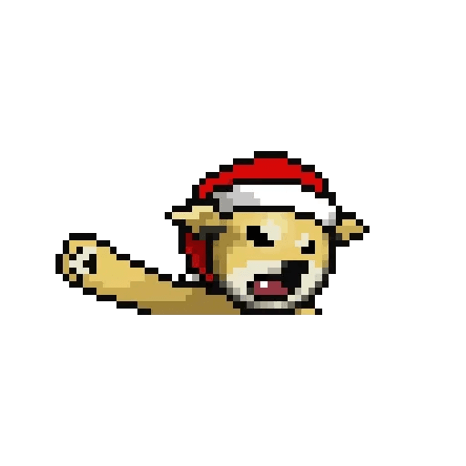 Xmasdog - Sticker 4