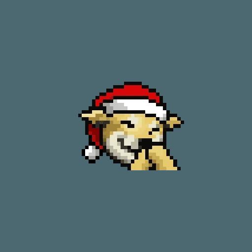 Xmasdog - Sticker 19