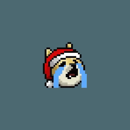 Xmasdog - Sticker 6