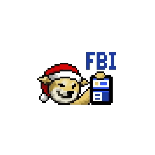 Xmasdog - Sticker 1