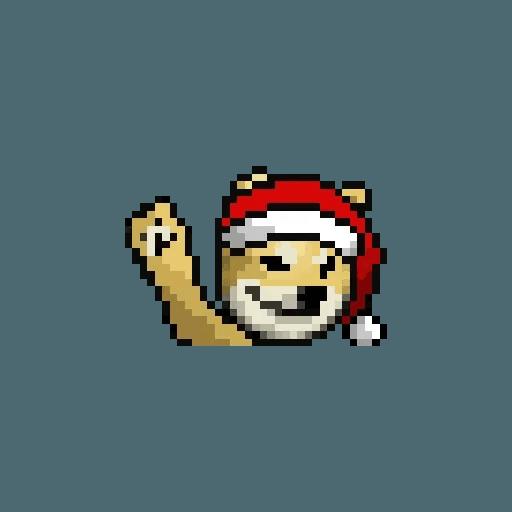Xmasdog - Sticker 5