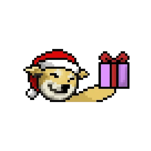 Xmasdog - Sticker 8