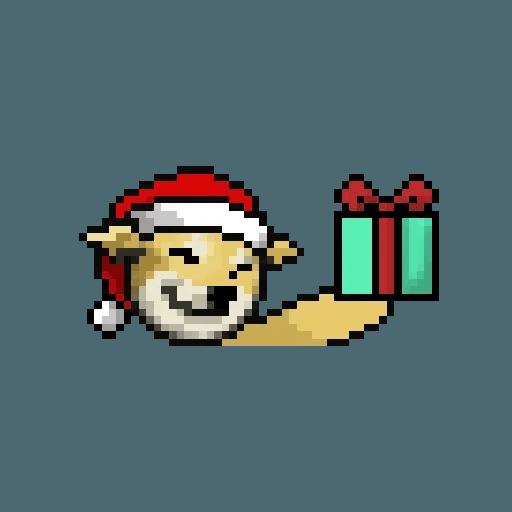 Xmasdog - Sticker 10