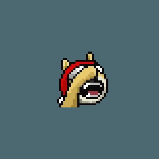 Xmasdog - Sticker 12