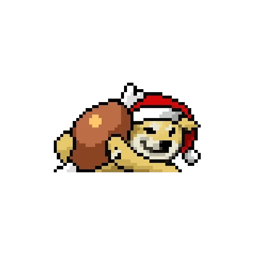 Xmasdog - Sticker 2