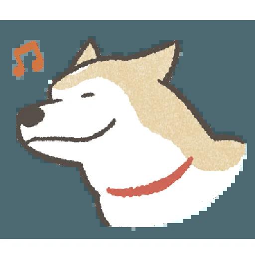 Shiba3 - Sticker 21