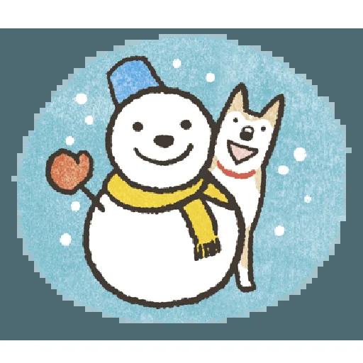 Shiba3 - Sticker 7