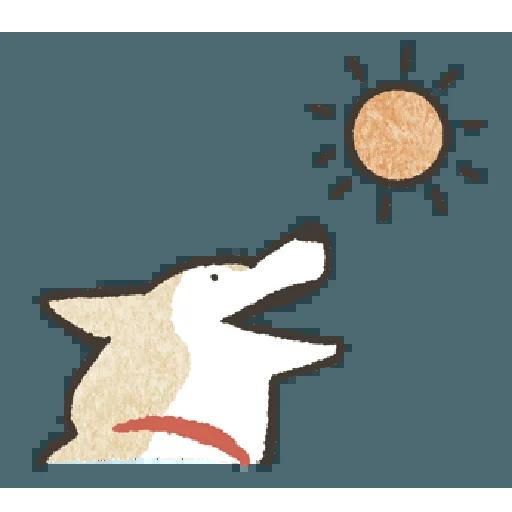 Shiba3 - Sticker 5
