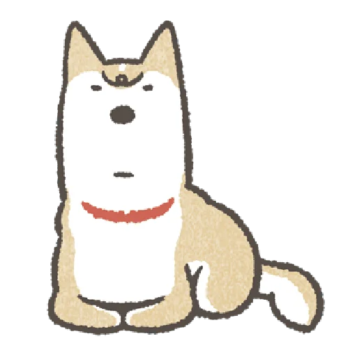 Shiba3 - Sticker 24