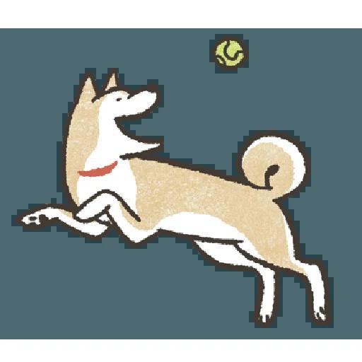 Shiba3 - Sticker 14