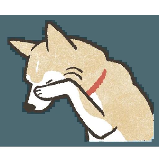 Shiba3 - Sticker 19
