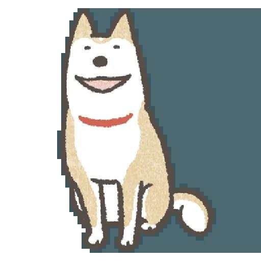 Shiba3 - Sticker 22