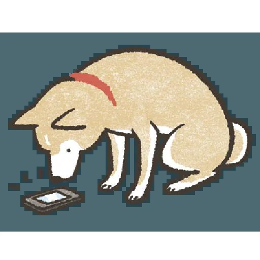 Shiba3 - Sticker 18