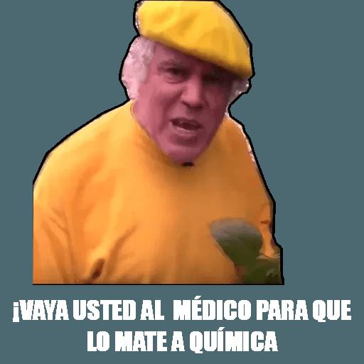 Padrebaez - Sticker 6