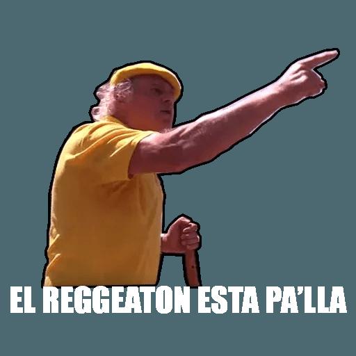 Padrebaez - Sticker 2