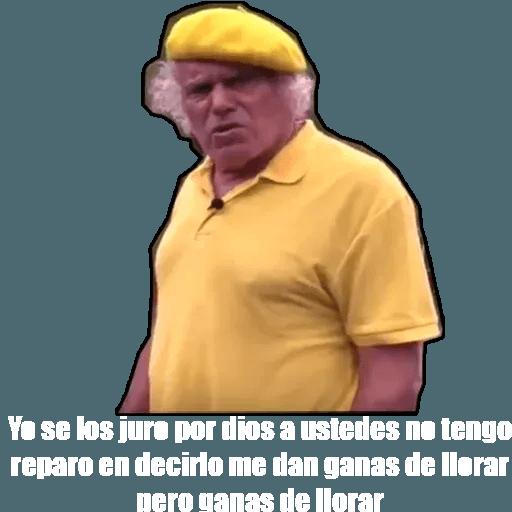 Padrebaez - Sticker 3