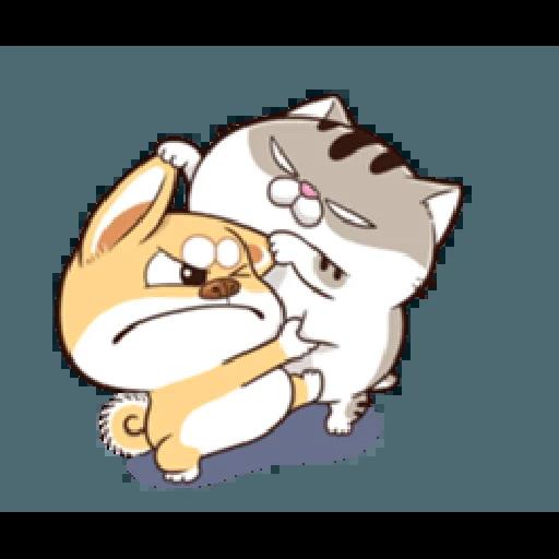 Ami fat cat6 - Sticker 23
