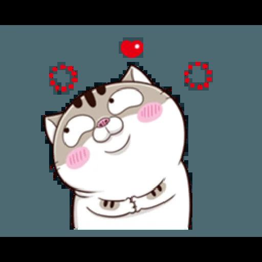 Ami fat cat6 - Sticker 9