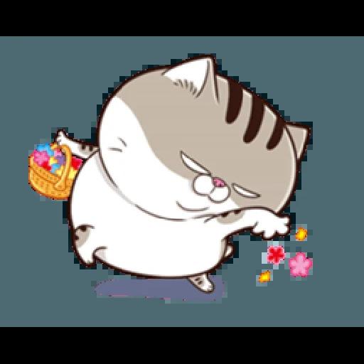 Ami fat cat6 - Sticker 7