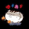 Ami fat cat6 - Tray Sticker