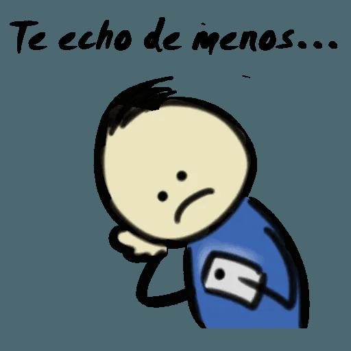 Azul - Sticker 8