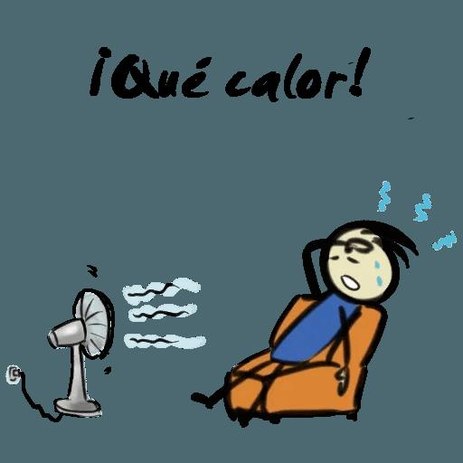 Azul - Sticker 23