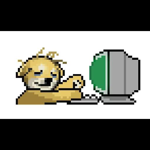 LIHKG Dog-1 - Sticker 11