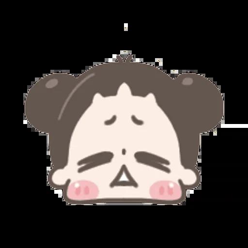 啾啾妹 - Sticker 10