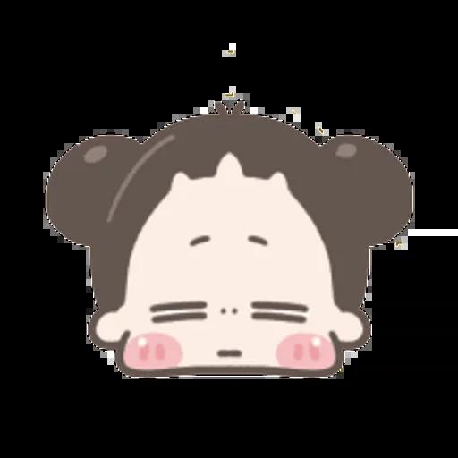 啾啾妹 - Sticker 19