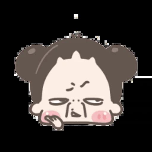 啾啾妹 - Sticker 20