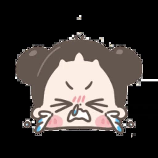 啾啾妹 - Sticker 23