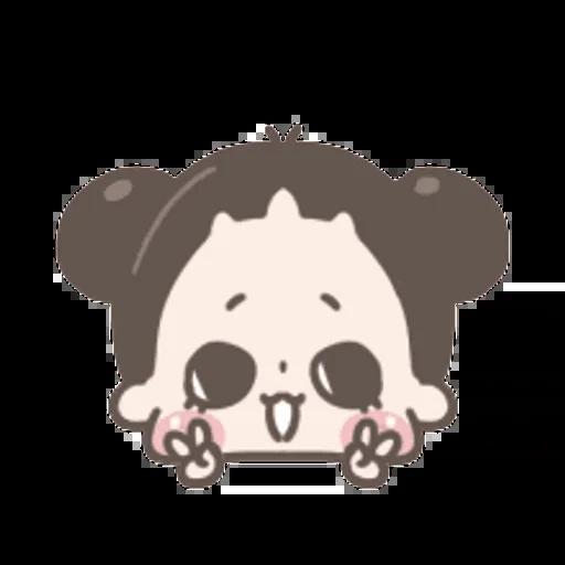 啾啾妹 - Sticker 12