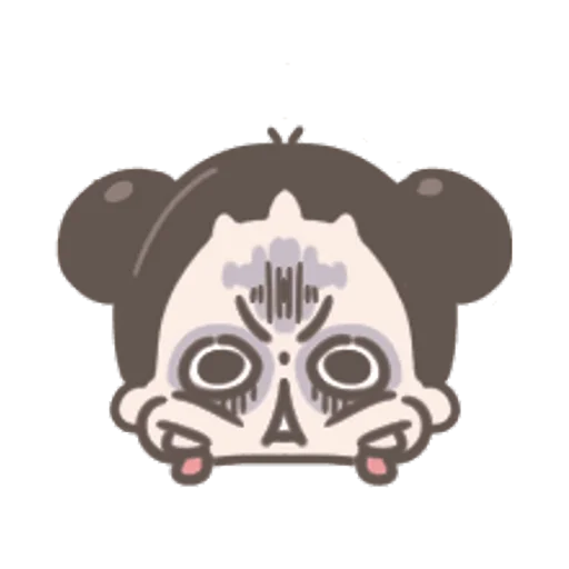 啾啾妹 - Sticker 8