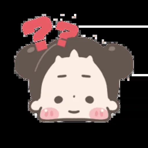 啾啾妹 - Sticker 26