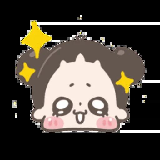 啾啾妹 - Sticker 21
