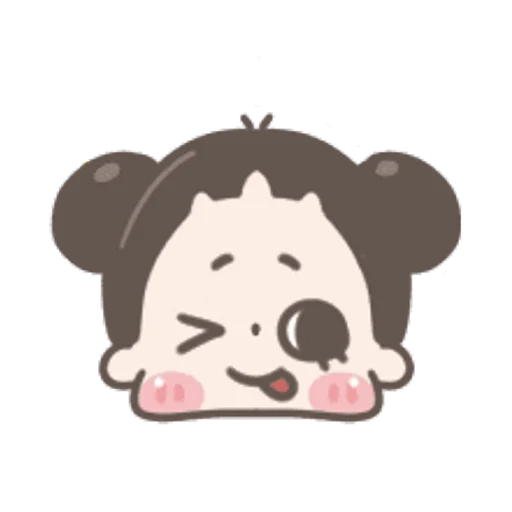 啾啾妹 - Sticker 11