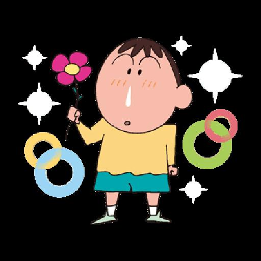 蠟筆小新 - Sticker 3