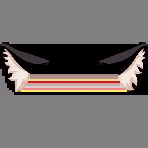 Masks - TG - Tray Sticker