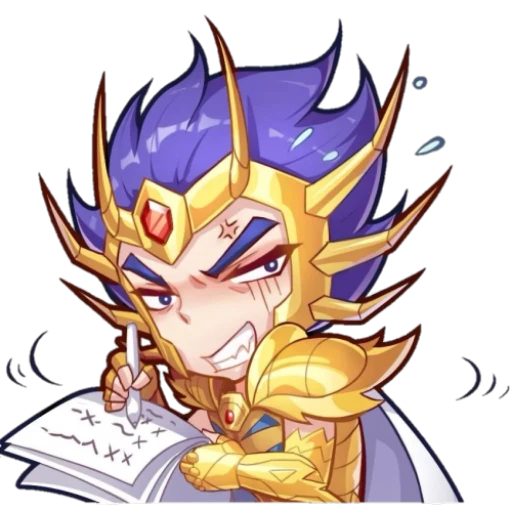 Saint Seiya2 - Sticker 3