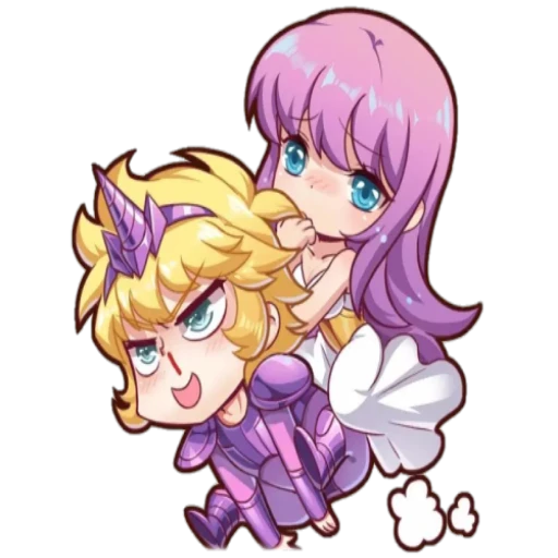 Saint Seiya2 - Sticker 17