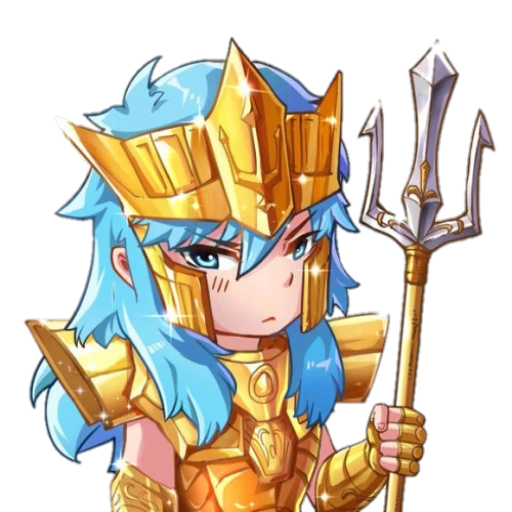 Saint Seiya2 - Sticker 13