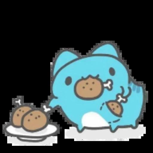 Bugcat+Capoo - Sticker 22