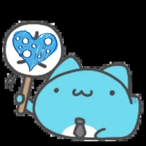 Bugcat+Capoo - Sticker 2