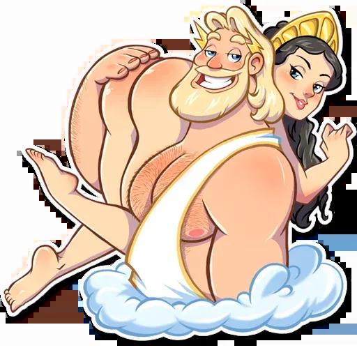 Zeus - Sticker 7