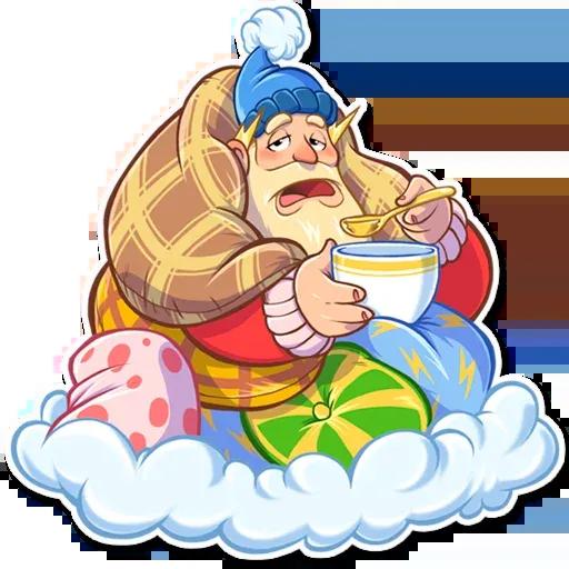 Zeus - Sticker 24