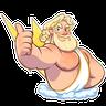 Zeus - Tray Sticker