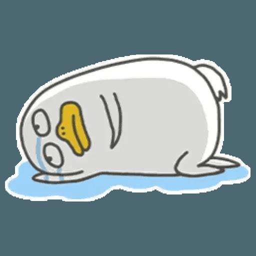 小劉鴨1 - Sticker 25