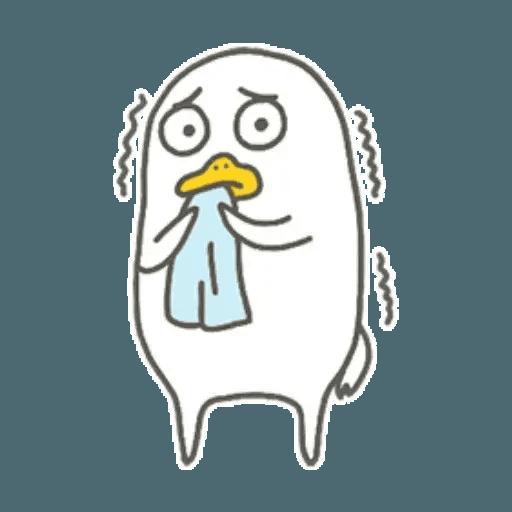 小劉鴨1 - Sticker 9